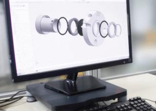 Diseño de soluciones con software 3D lidering