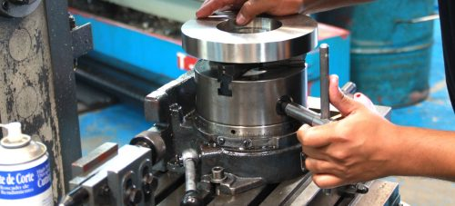 Basic operations in repairing mechanical seals