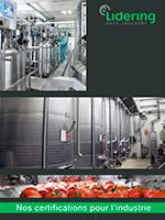 productos industria Lidering
