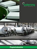Flyer Papierindustrie