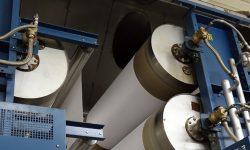 Juntas rotativas en industria papelera