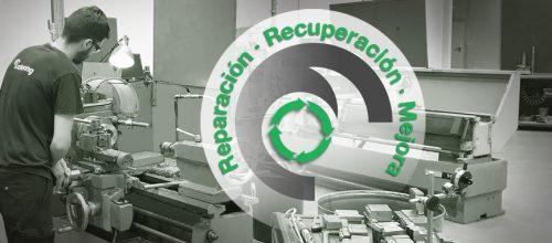 Nuestras instalaciones y equipo técnico de reparación