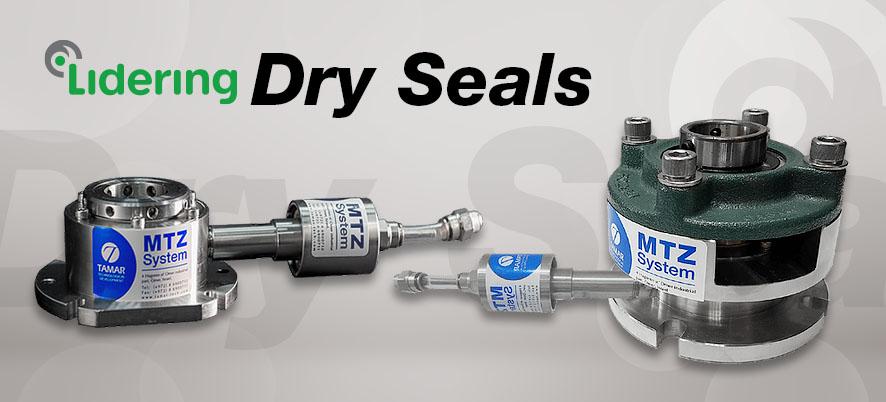 El sistema de estanqueidad Dry Seals como solución dirigida a la industria química
