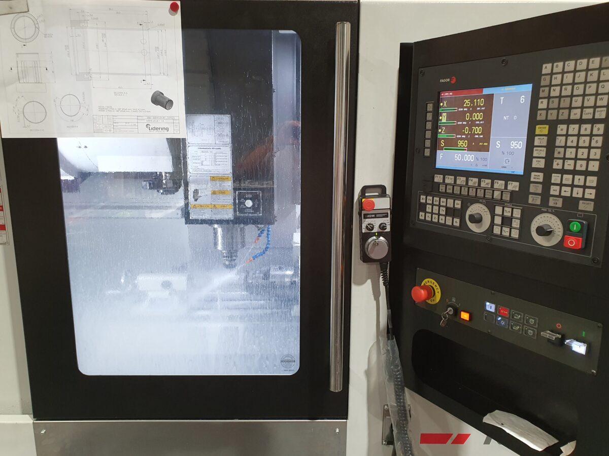 Producción automatizada en Lidering