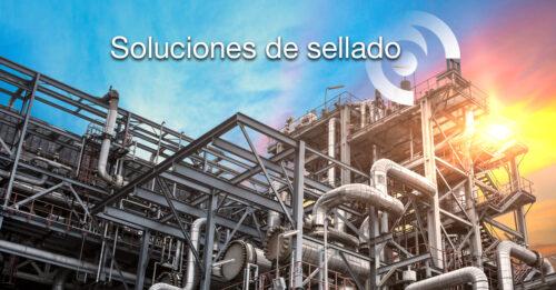 Soluciones de sellado para aplicaciones que operan a altas temperaturas