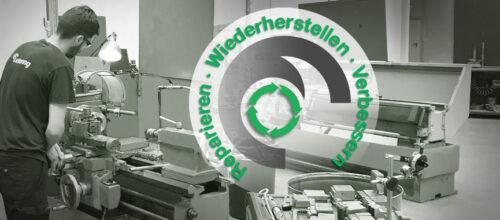 Unsere Werkstatt und unser Reparaturteam